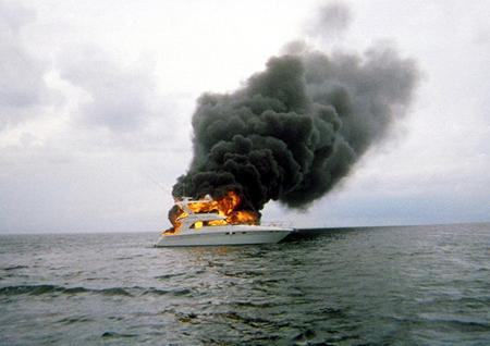 Damage Inspection - Marine Surveyors