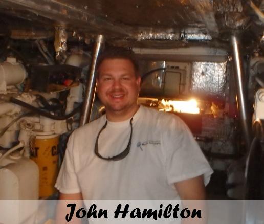 Boat Survey Hamilton Marine Services Stuart FL