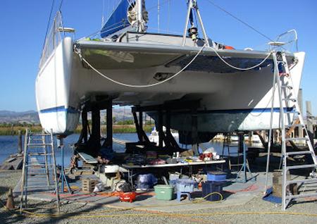 Pre-Purchase Survey - Marine Surveyors