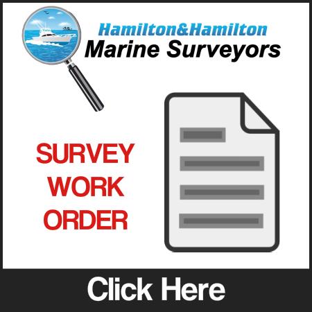 marine survey work order