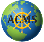 association of certified marine surveyors logo