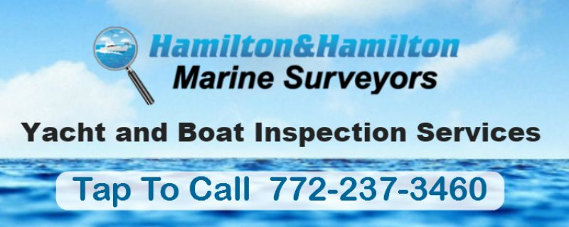 marine surveyor ft pierce florida boat inspection sams surveyors