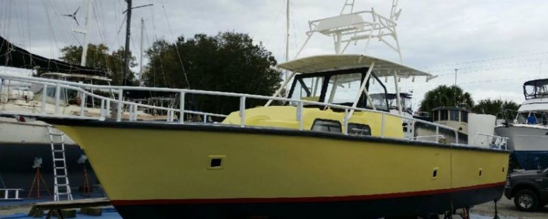 Marine Technical Surveyors Palm Beach FL