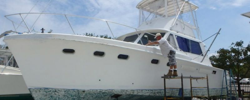 Boat Pre Purchase Marine Survey Jupiter FL