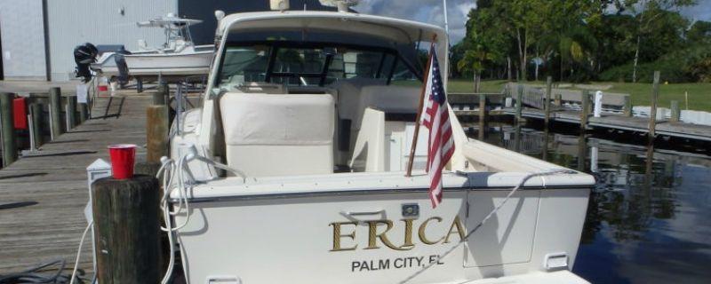 Palm City FL Boat Inspection Service
