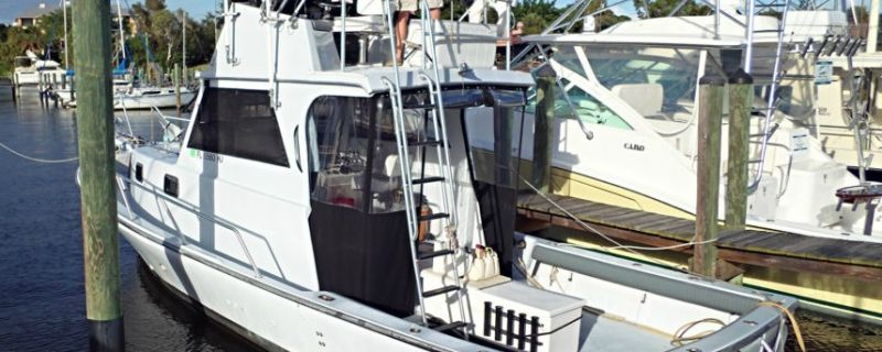 boat survey technician palm city fl