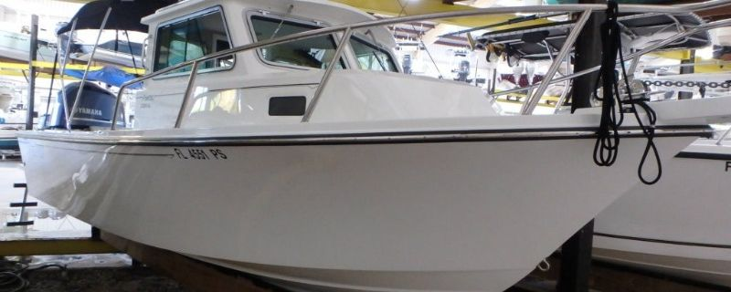 Boat Insurance Survey Vero Beach FL